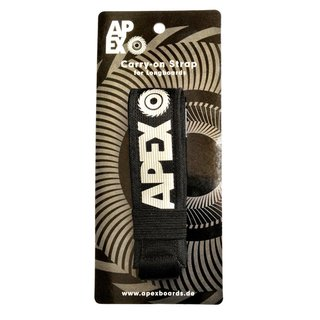 APEX Carry On Strap for Longboards  Skateboard and Inline Skates. adjustable and sturdy